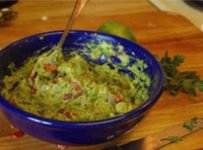 guacamole traditionnel recette facile