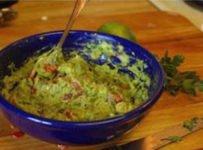 guacamole traditionnel recette facile