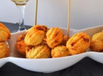 madeleines au chorizo