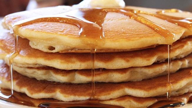 pancake au sirop derable recette