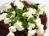 salade de betteraves et feta recette