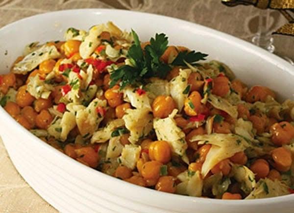 salade de pois chiche recette