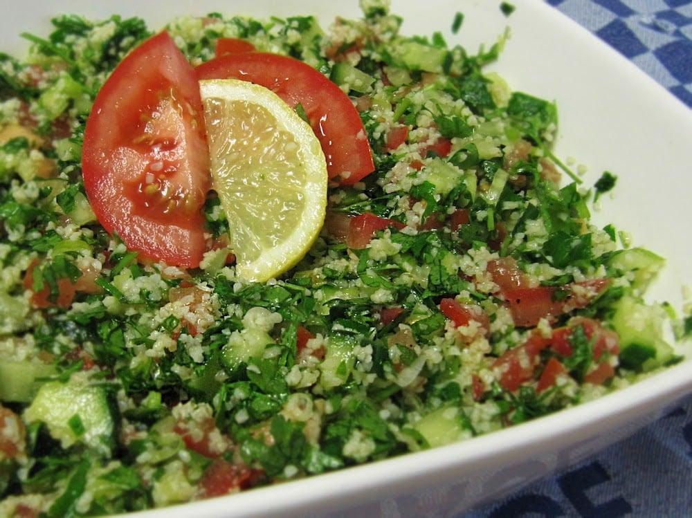 taboulé libanais recette