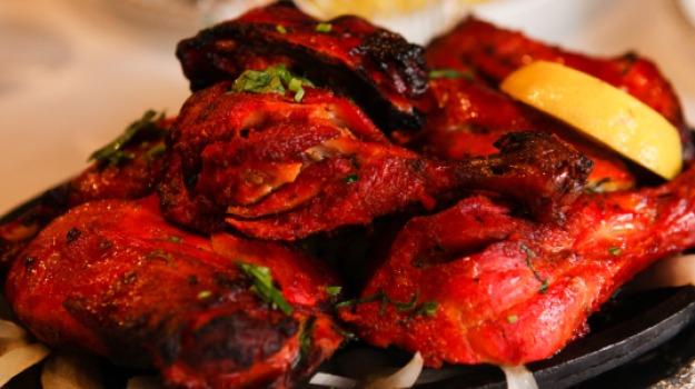 poulet tandoori epicee