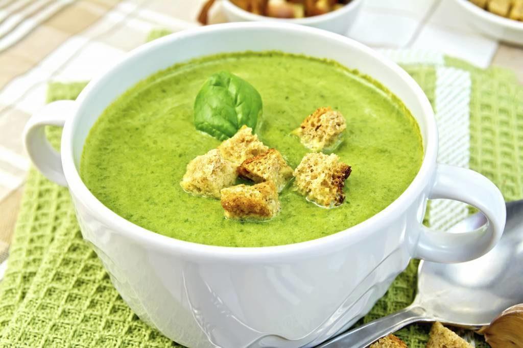 soupe de cresson au thermomix recette