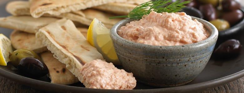 tarama au saumon