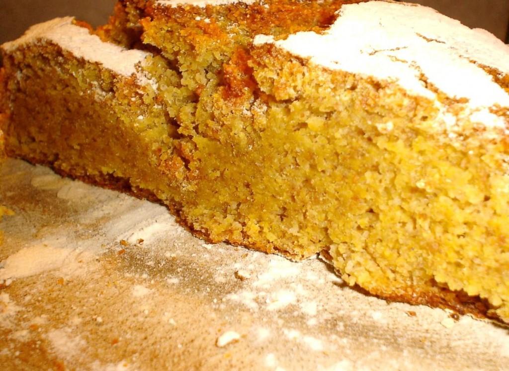 pain au maïs recette