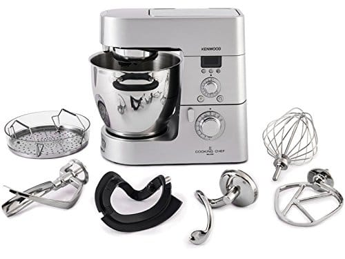 Kenwood Cooking Chef Robot MultiFonctions accessoires
