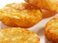 Galettes de pommes de terre recette maison rapide