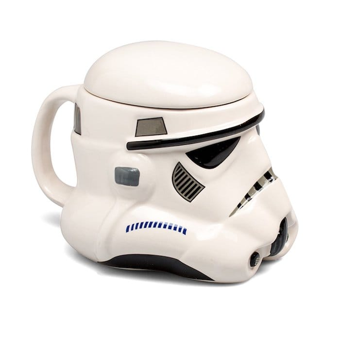 Mug avec rangement pour biscuits star wars