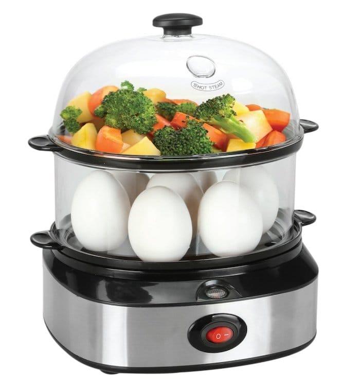 cuisiner leger au printemps avec un cuiseur electrique