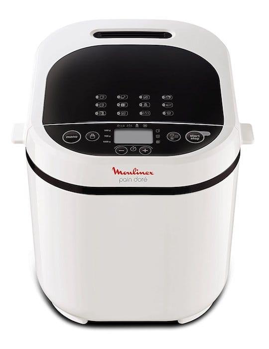 faire son pain maison machine a pain moulinex 12 programmes