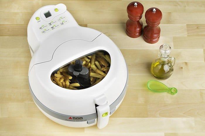 frites maison friteuse actifry