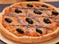 pissaladière niçoise provençale recette