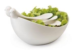 Presenter vos salades avec un saladier de qualite