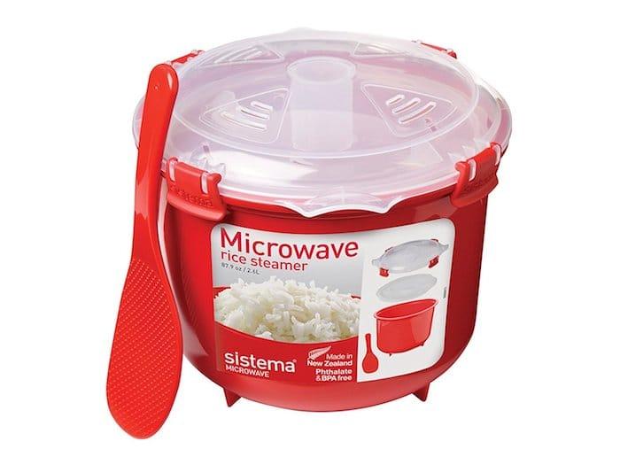Reussir la cuisson du riz au micro-ondes