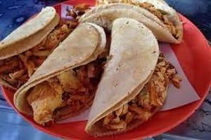 recette tacos au poulet veritable