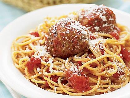 Spaghetti Meatballs serie tv americaine