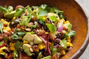 salade hawaïenne recette