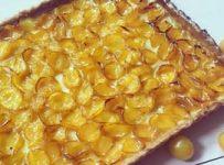 tarte aux mirabelles d'alsace