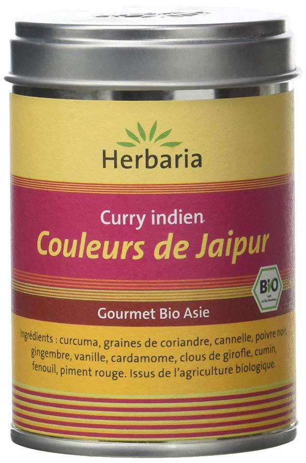 sauce curry avec curry en poudre