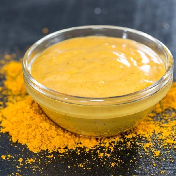 sauce curry maison recette