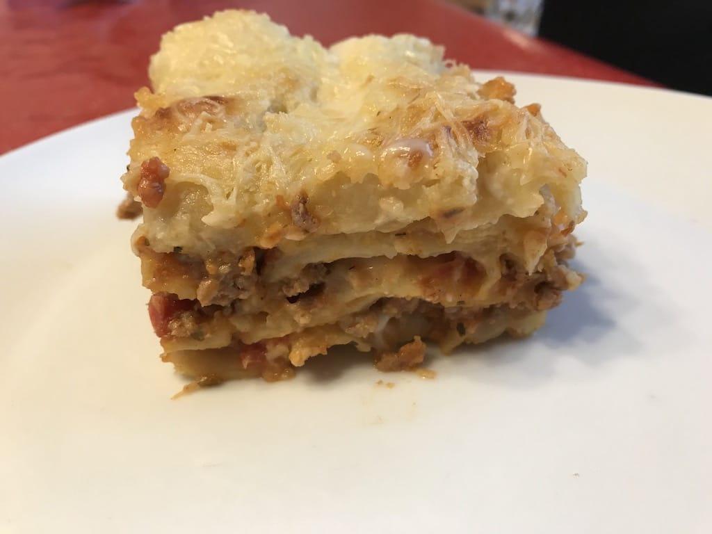 lasagnes bolognaises comment faire