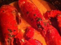 homard à l'armoricaine recette facile