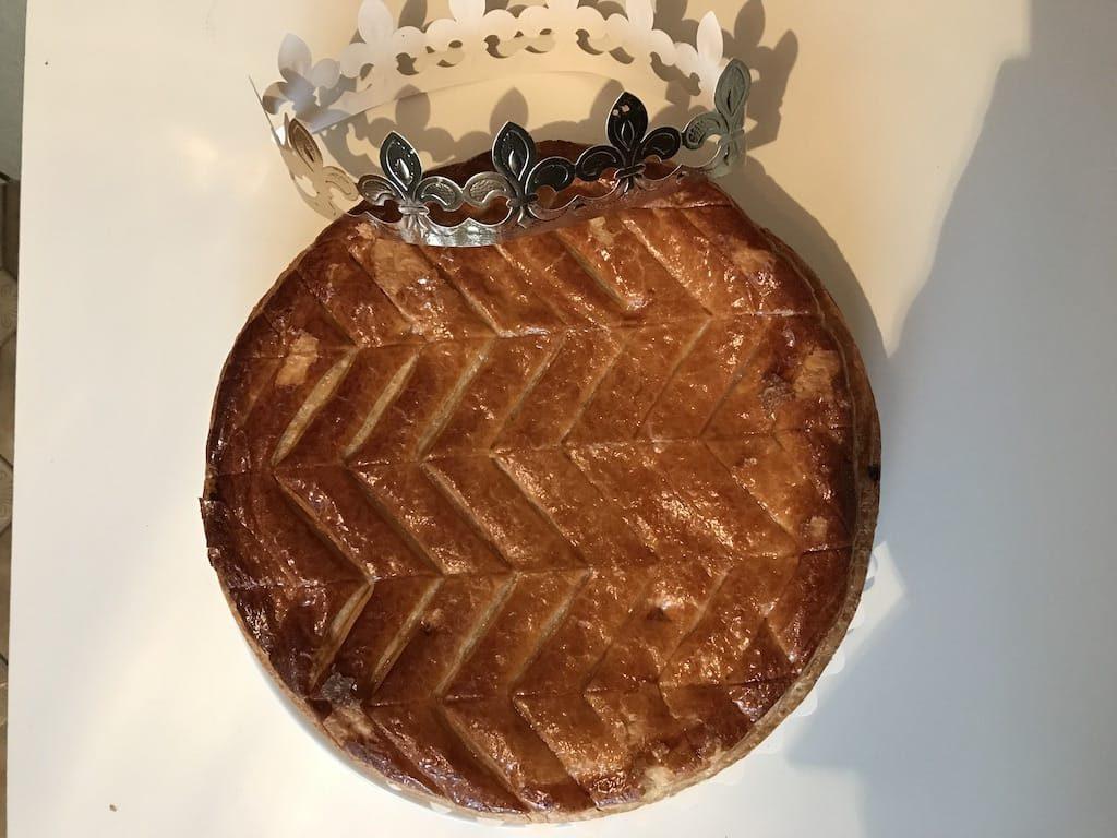 galette frangipane galette des rois recettes