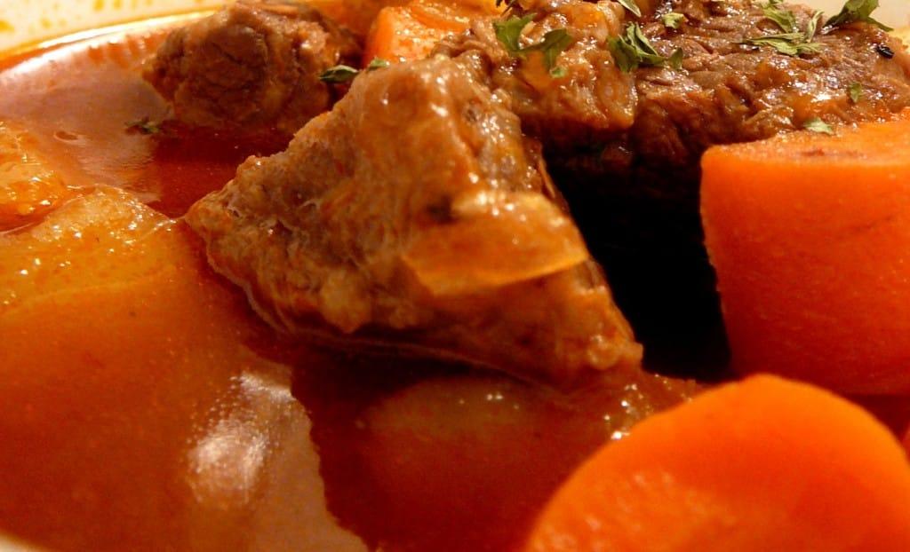 Sauté de veau Marengo : spécialité Italienne - Marmite du monde