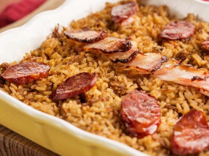 arroz de pato recette