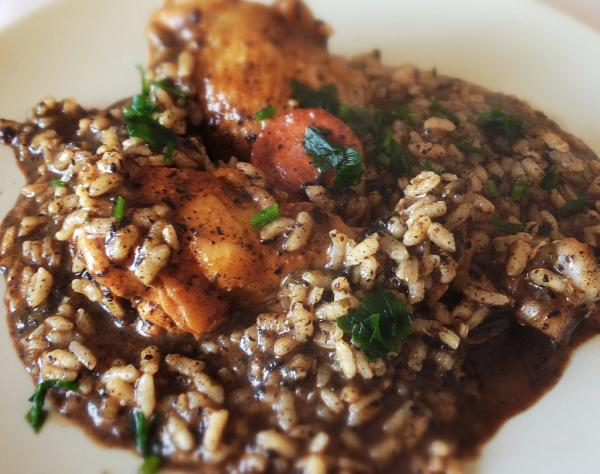 arroz de cabidela recette