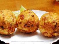 beignets de poisson thaïlandais recette