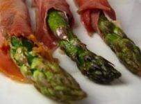 asperges a l'italienne recette facile