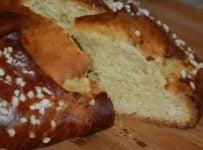 mouna algerienne la brioche de paques recette