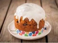 Paskha gâteau de Pâques russe recette