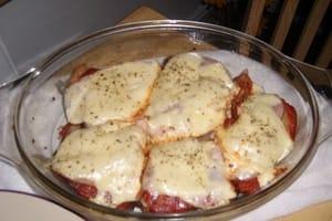 escalopes de veau au jambon de Parme recette