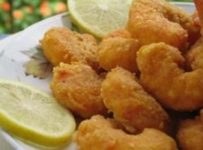 tempura de crevettes recette facile