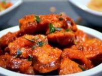 rougail saucisses recette facile