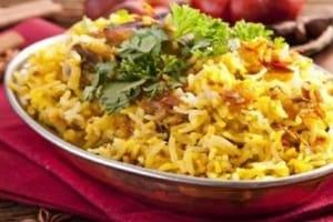 Biryani riz aux legumes recette facile