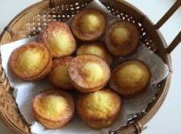 madeleines maison recette