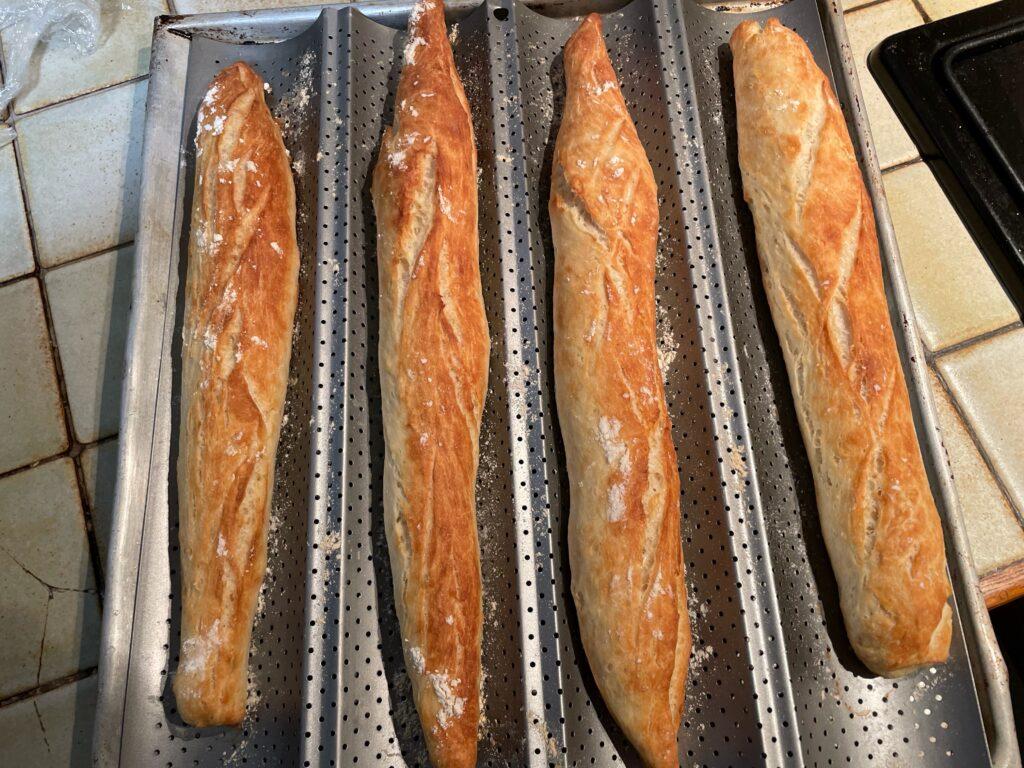 baguette tradition francaise maison comment faire